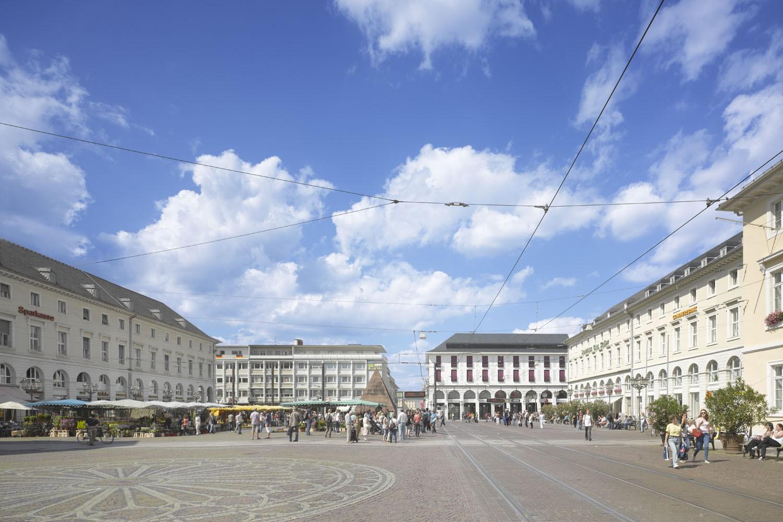 Büro- und Geschäftsgebäude Karlsruhe