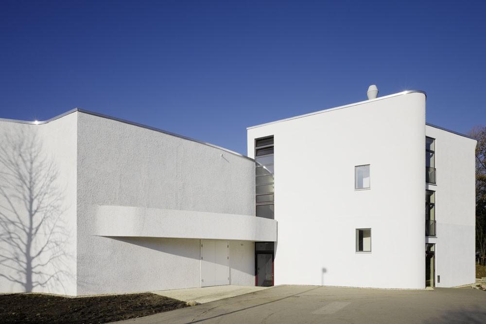 Erweiterung der Waldorfschule in Freiburg St. Georgen