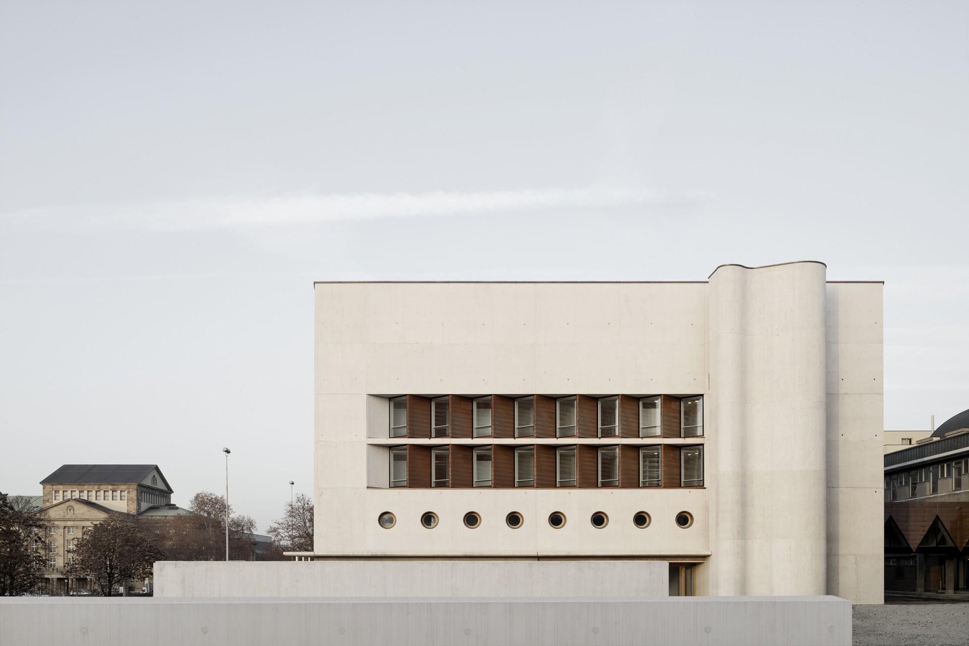 Erweiterung der Württembergischen Landesbibliothek Stuttgart