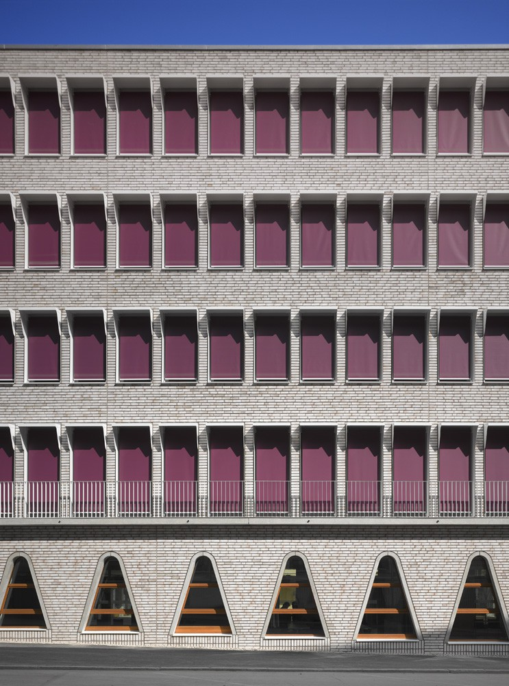 Neubau Hospitalhof Stuttgart