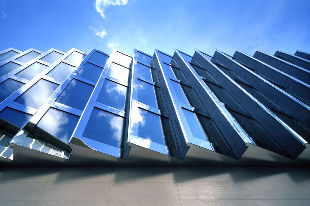 Sanierung und Neubau der Helvetia-Versicherungen in Frankfurt