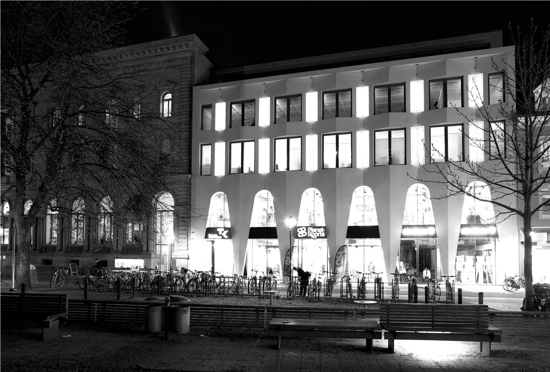 Wohn-, Büro- und Geschäftshaus Karlsruhe